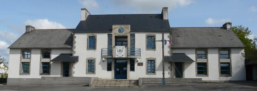 Mairie commune de Saint-Coulitz